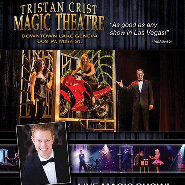 Tristian Crist Magic Theatre